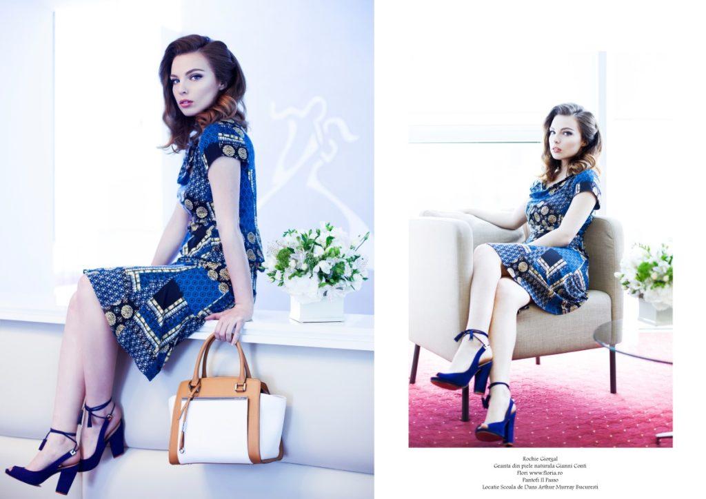 giorgal rochie print2